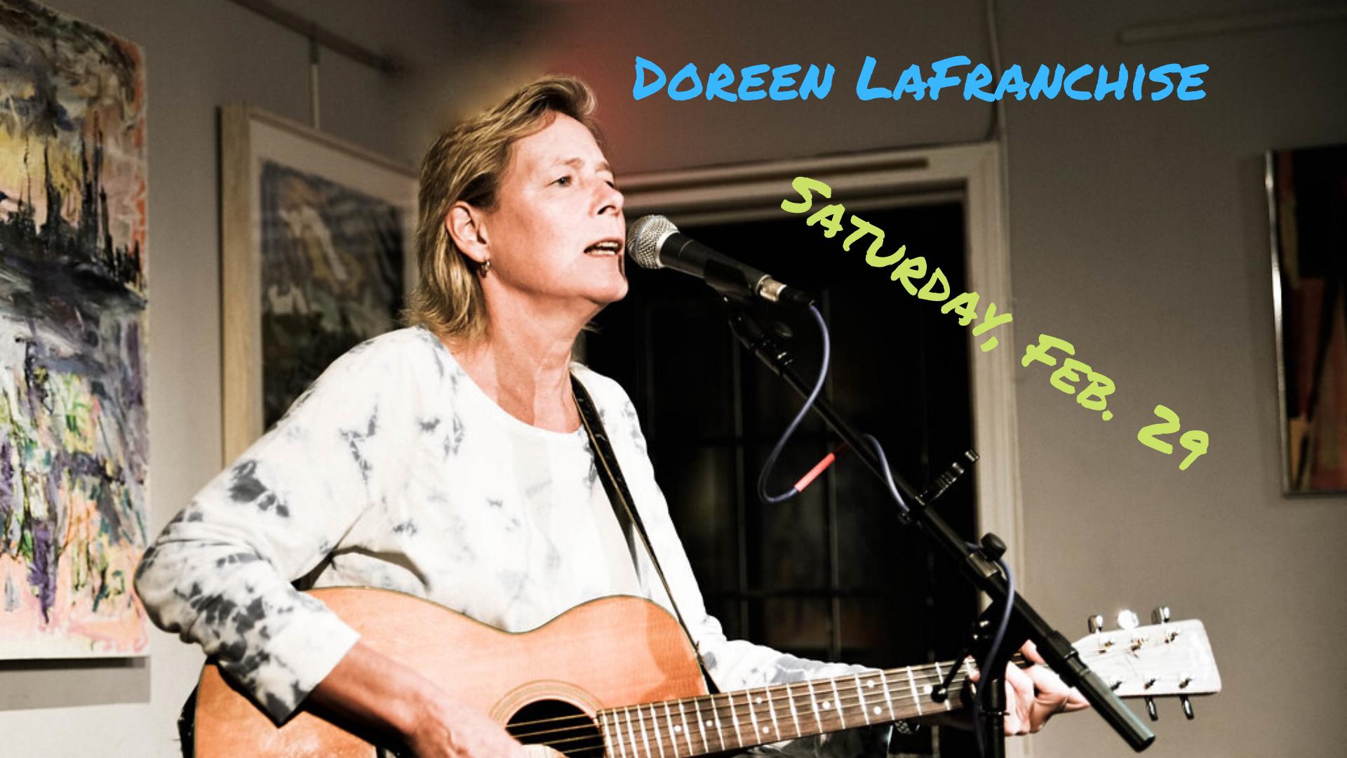 Doreen LaFranchise February 29 2020